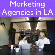 top 5 digital marketing and design companies in LA