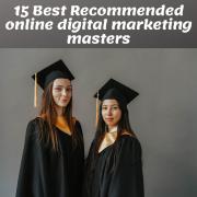 15 Best Recommendedonline digital marketing masters