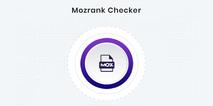 Mozrank checker Tool