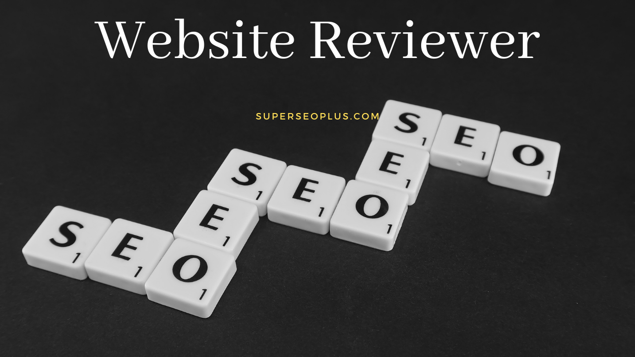 Website Reviewer