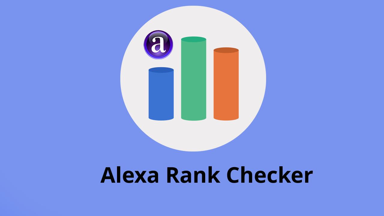 Alexa Ranker Checker